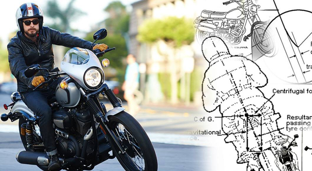 How to Counter Steer on a Motorcycle Correctly