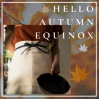 Autumn Equinox, Eco-Friendly Textiles + Shopping