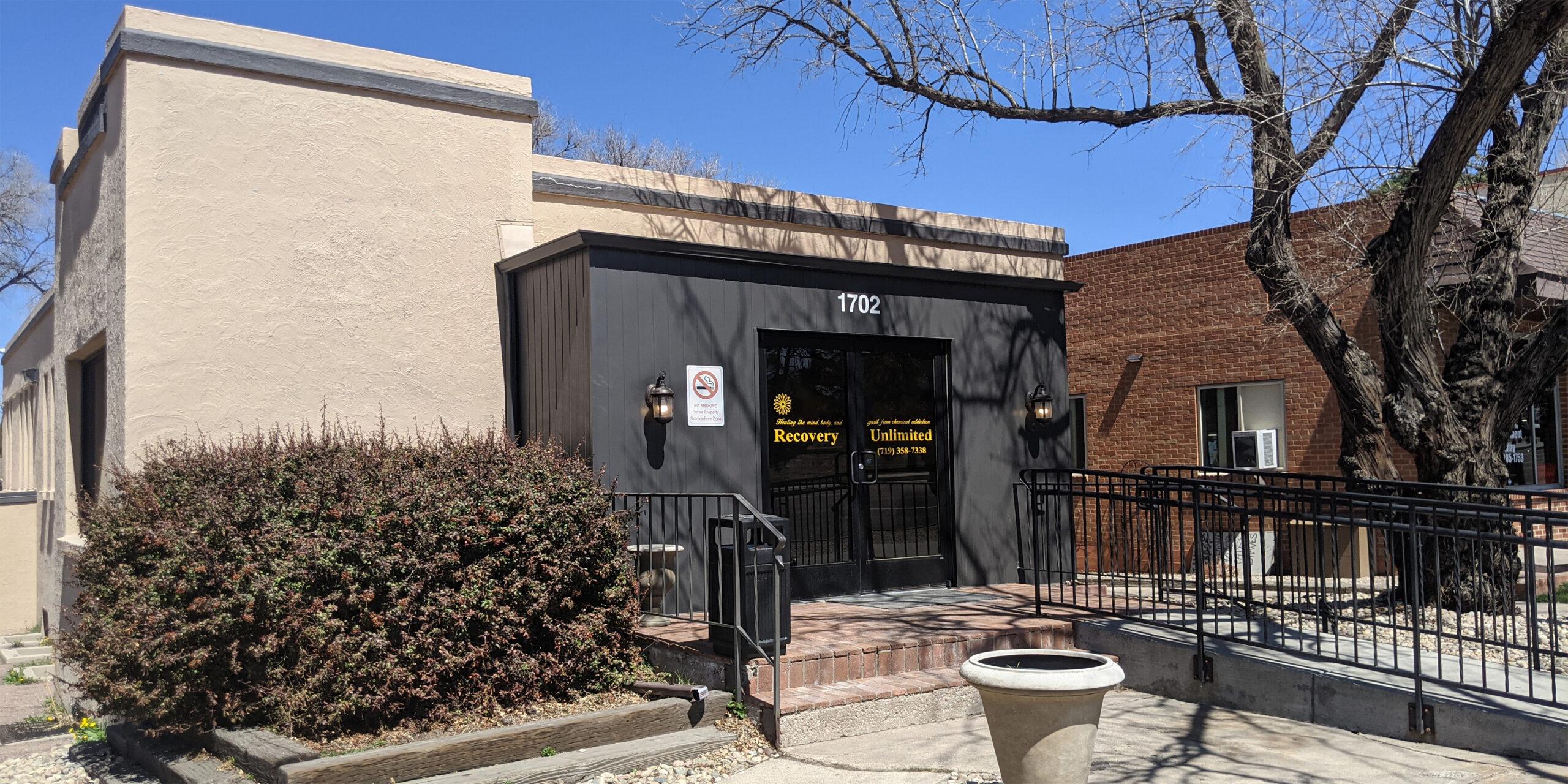 Pikes Peak Street Office