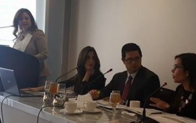 Immigration Lawyer Maithe Gonzalez at AILA South Florida Naturalization Panel