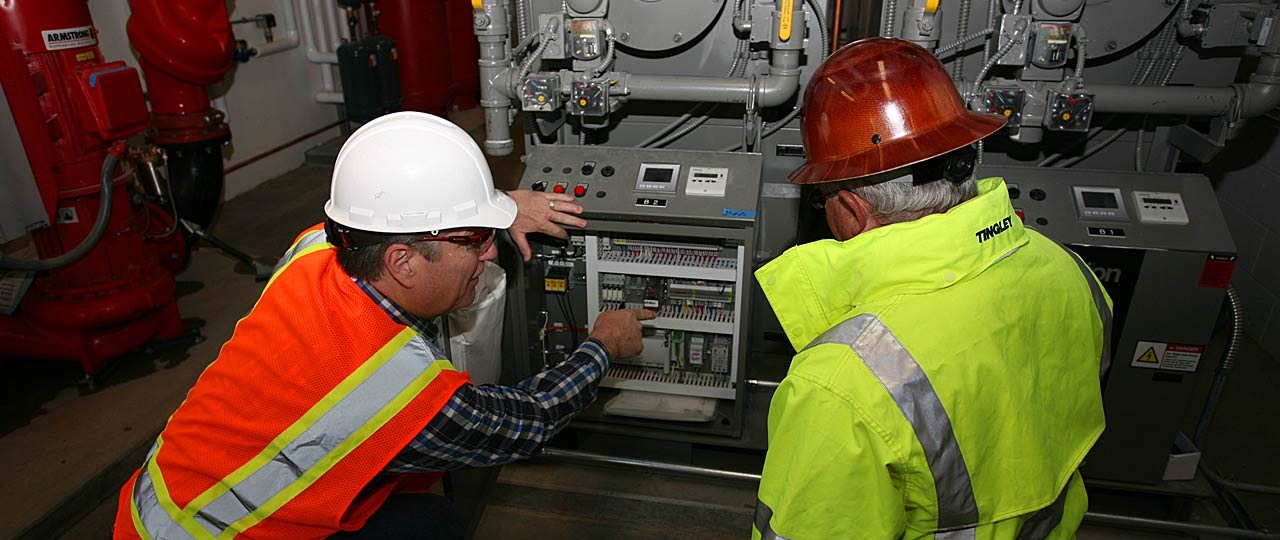 Protecting Customer Assets with Scheduled Maintenance & 24/7/365 Emergency Services