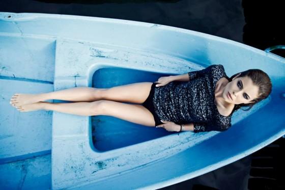 Gabija Varnaite boat