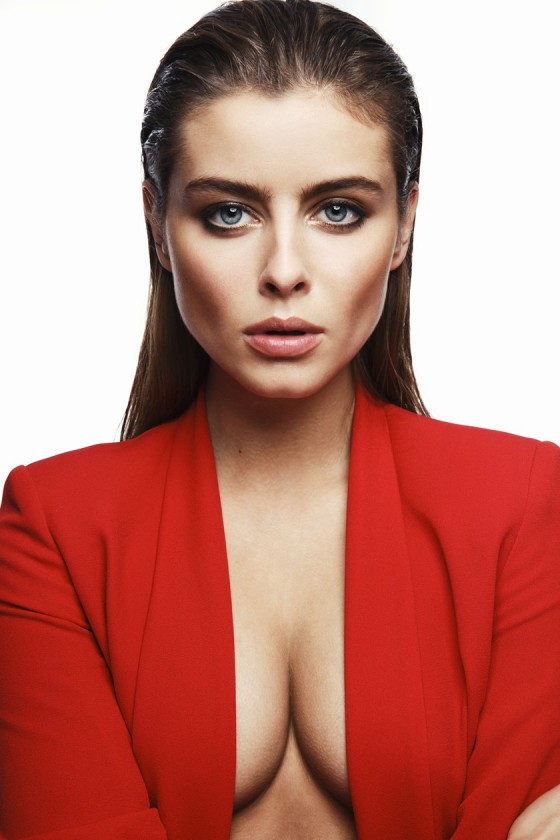 Gabija Varnaite red face