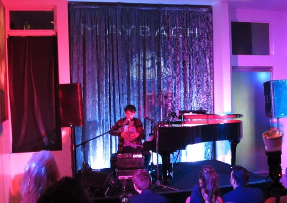 Quincy Jones, Maybach, Icons of Luxury, Los Angeles, event
