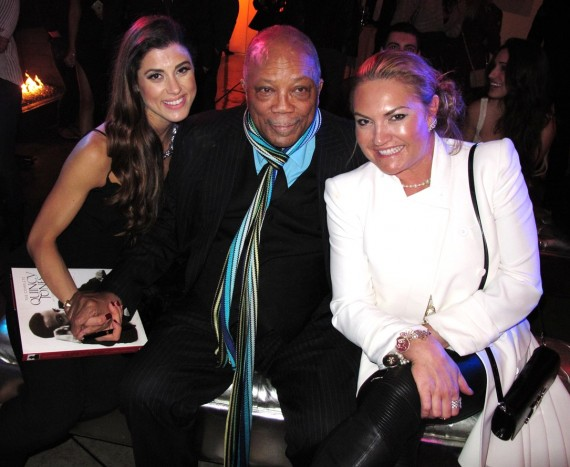 Quincy Jones, Maybach, Icons of Luxury