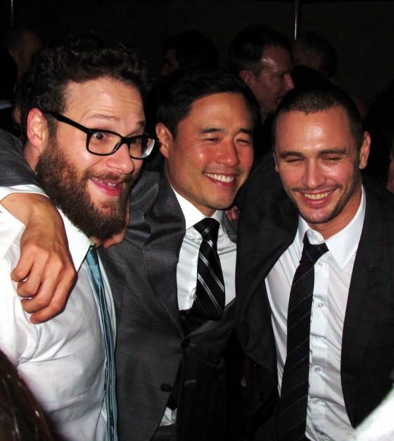 The Interview, Seth Rogen, James Franco
