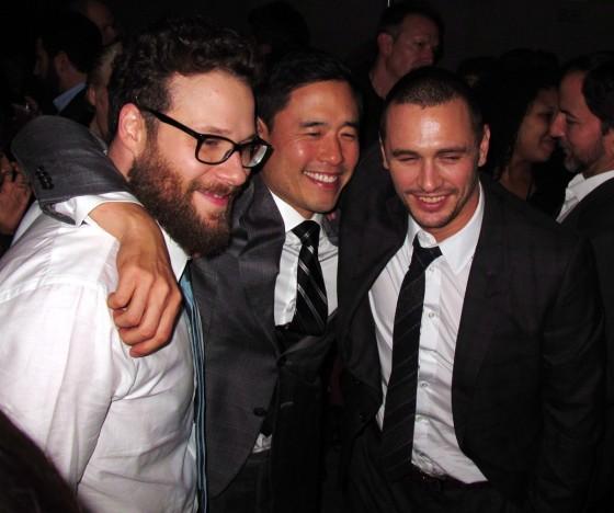 The Interview, Seth Rogen, Randall Park, James Franco, DTLA