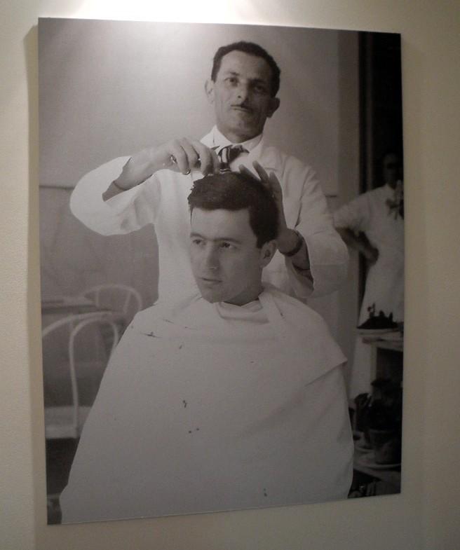 Rossano Ferretti grandfather