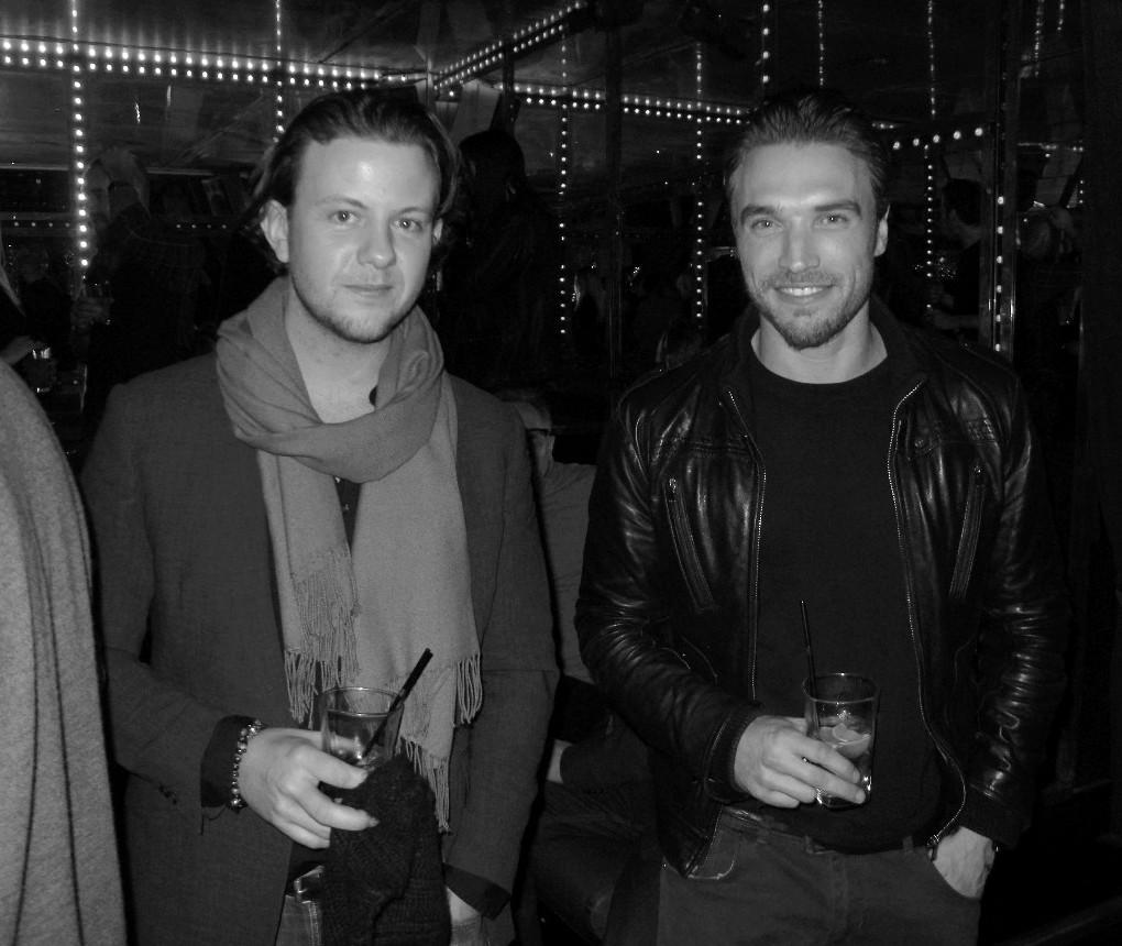 Premier Model Management party Rose Club London