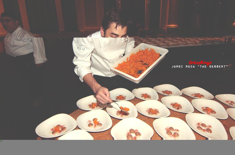 Crazy Rouge+14 Starlite Charity Dinner 2013+Jordi Roca