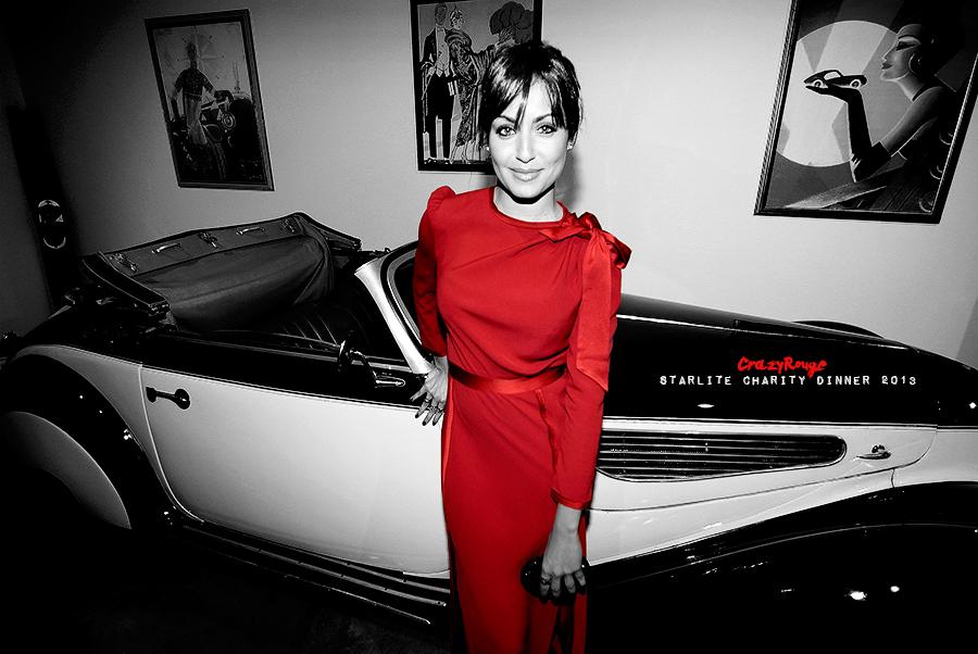 Crazy Rouge+19 Starlite Charity Dinner 2013+Hiba Abouk