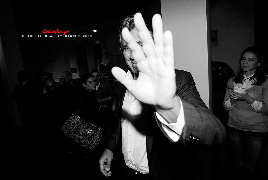 Crazy Rouge+25 Starlite Charity Dinner 2013