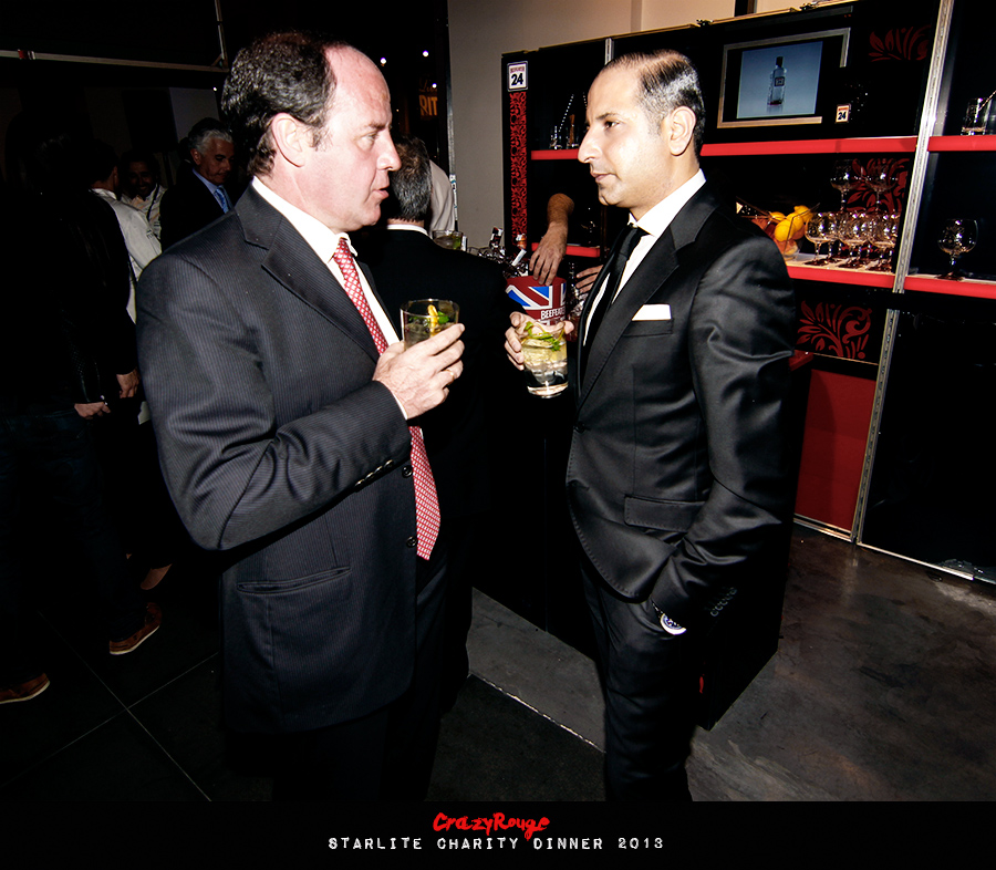 Crazy Rouge+30 Starlite Charity Dinner 2013
