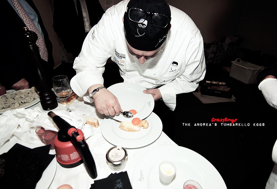Crazy Rouge+9 Starlite Charity Dinner 2013+Andrea Tumbarello