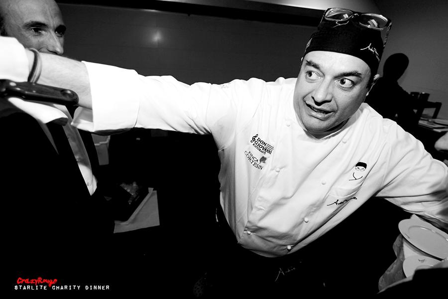 Crazy Rouge+9.1 Starlite Charity Dinner 2013+Andrea Tumbarello