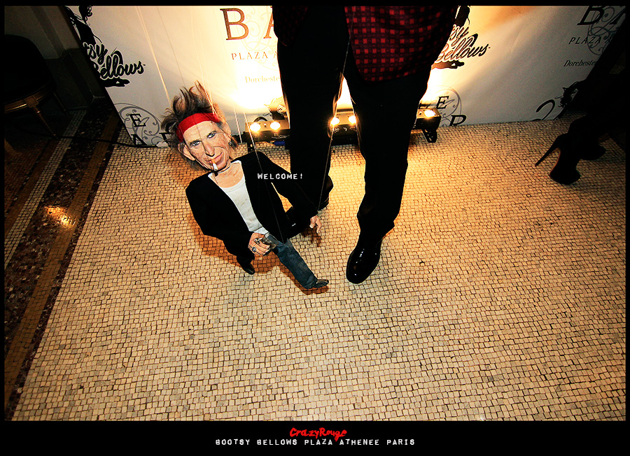 CrazyRouge Bootsy Bellows 1