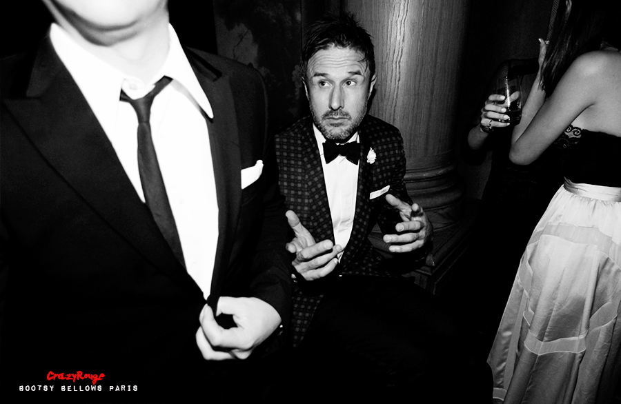 CrazyRouge+Bootsy Bellows 15+David Arquette
