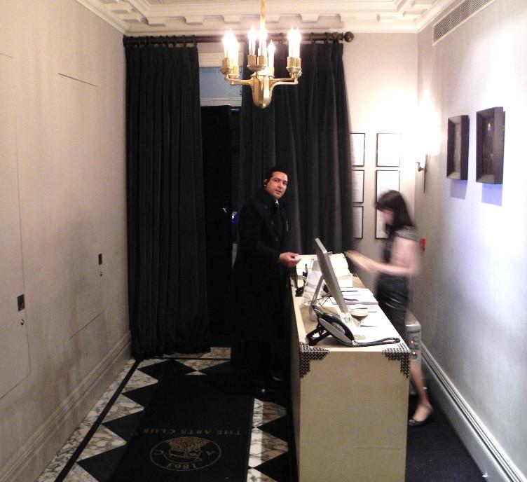 The Arts Club+Dover Street+London
