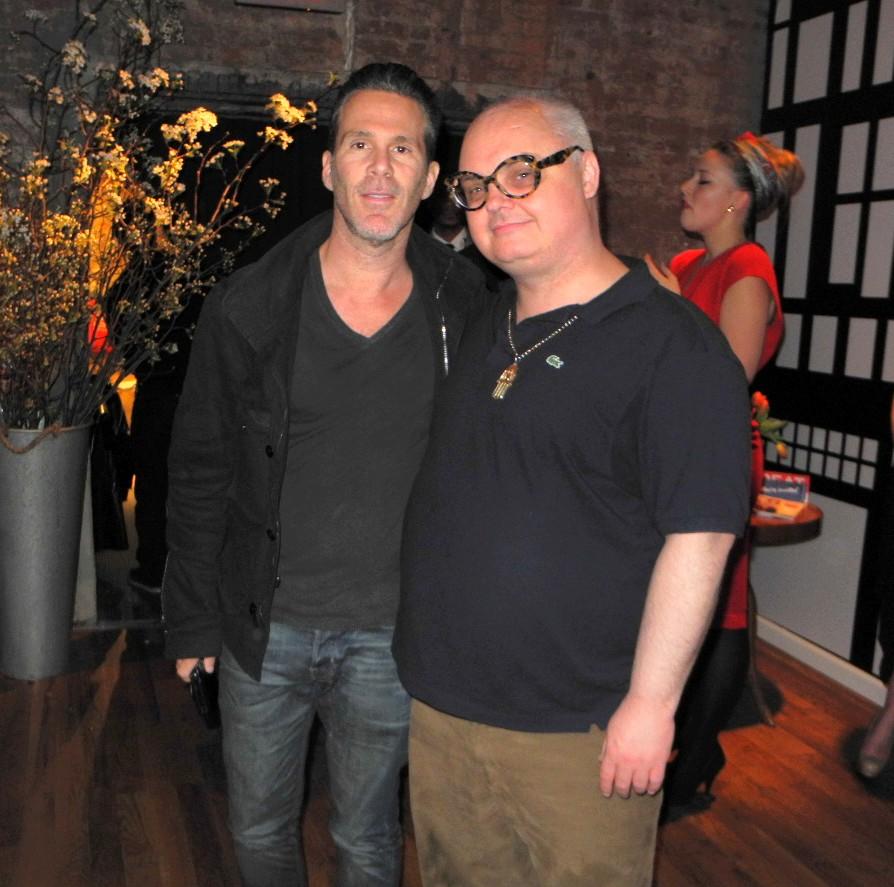Scott Lipps+Mickey Boardman+The Big British Invite