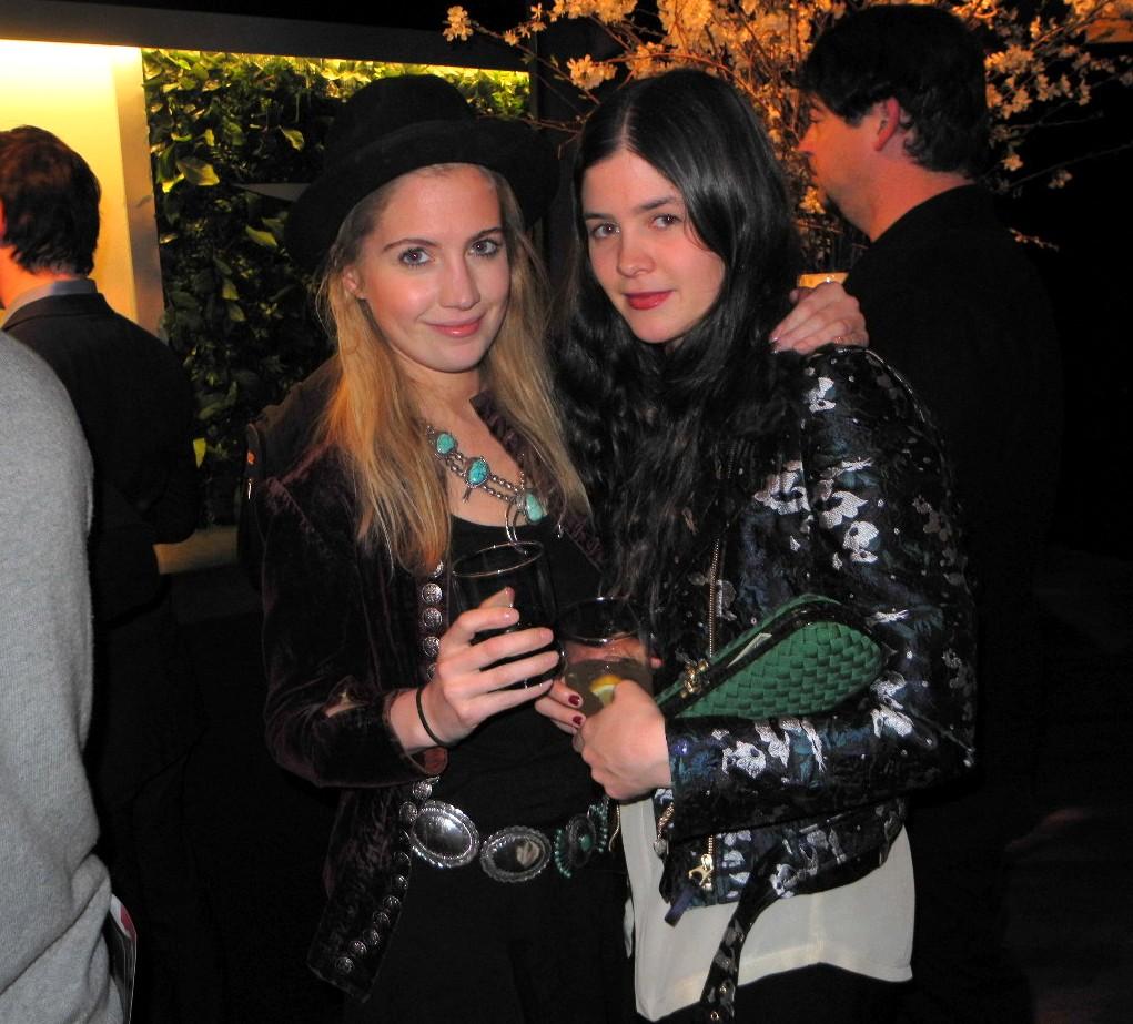 Melissa Montgomery+Alexandra Cronan+The Big British Invite