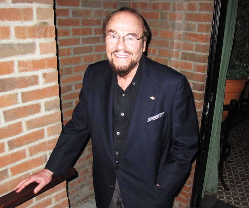 James Lipton+THE PLACE BEYOND THE PINES+premiere