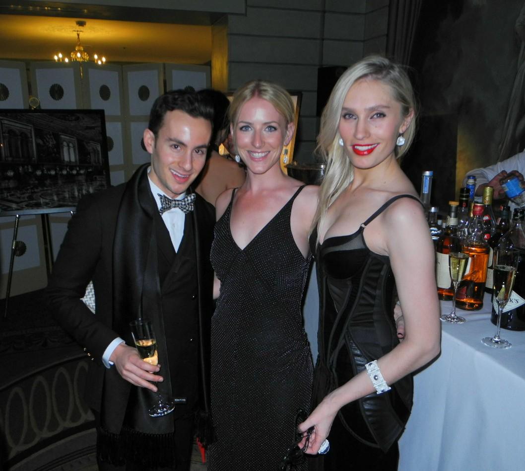 Claire Fastier+Nikki Rothberg+Save Venice Masquerade Un Ballo in Maschera