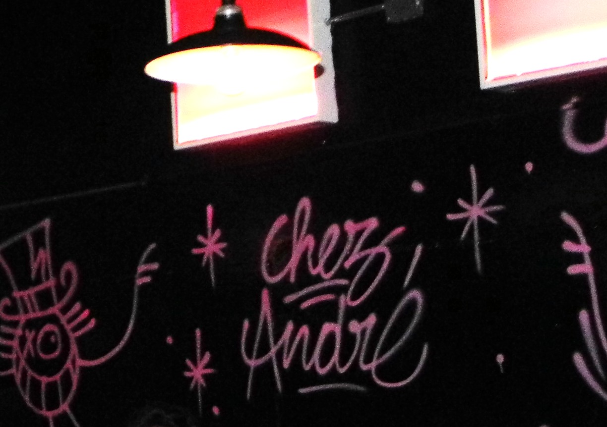 Chez Andre, The Standard East Village New York