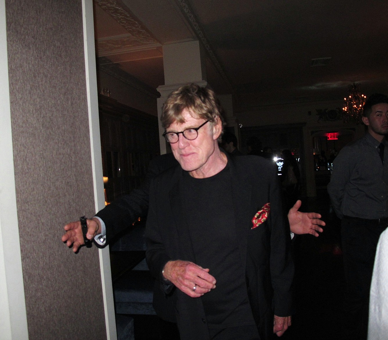 Robert Redford+The Company You Keep