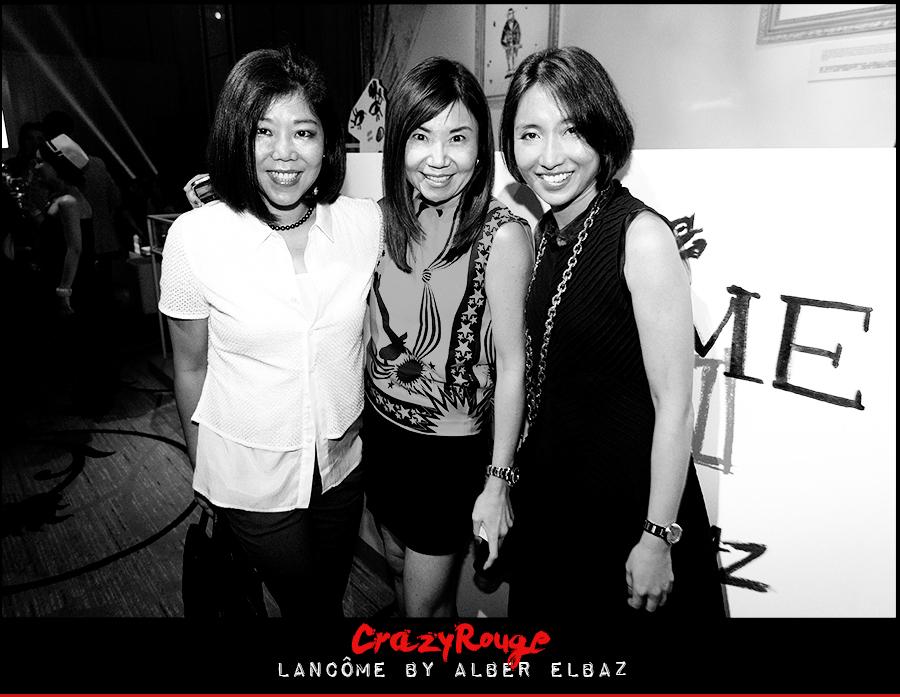 25.Esther Ma, CrazyRouge, CrazyRougelife, Lancôme show x Alber Elbaz, Lancôme, Make-up, CrazyRougeHongKong