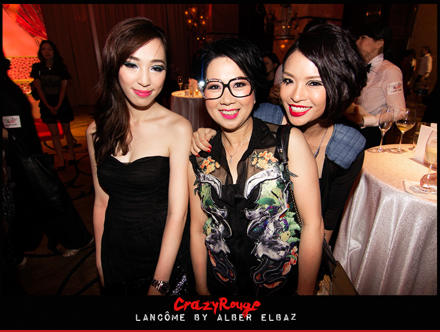 CrazyRouge, CrazyRougelife, Lancôme show x Alber Elbaz, Lancôme, Make-up, CrazyRougeHongKong