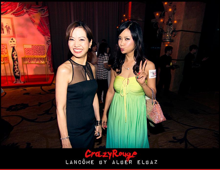 28.CrazyRouge, CrazyRougelife, Lancôme show x Alber Elbaz, Lancôme, Make-up, CrazyRougeHongKong