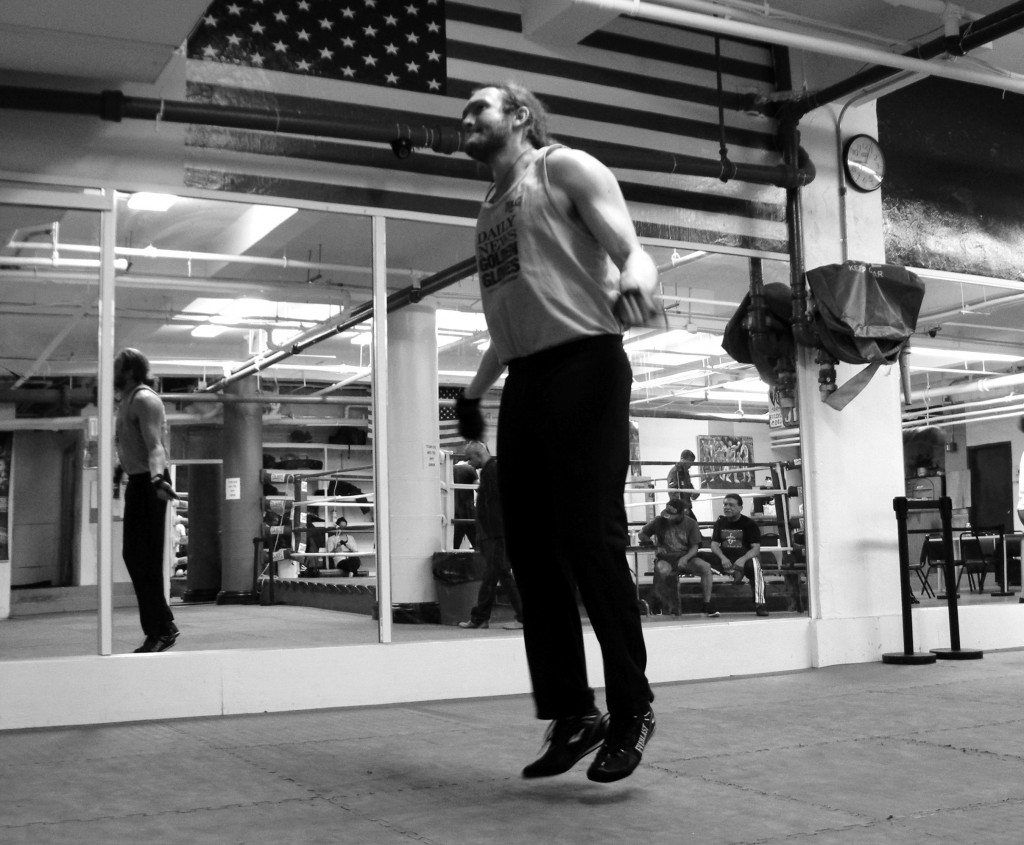 James Huddleston restaurateur boxer golden gloves NYC