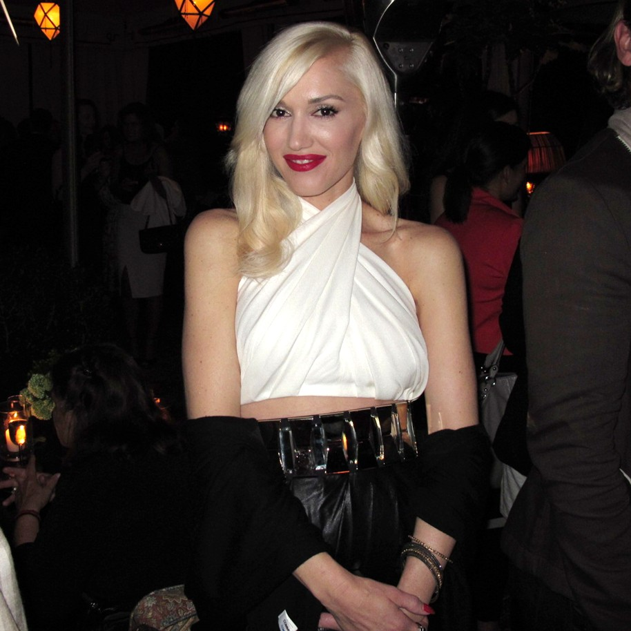 Gwen Stefani, The Bling Ring premiere after party