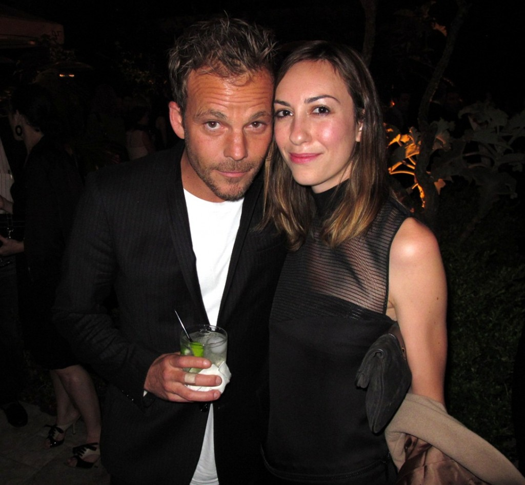 Stephen Dorff, The Bling Ring premiere after party