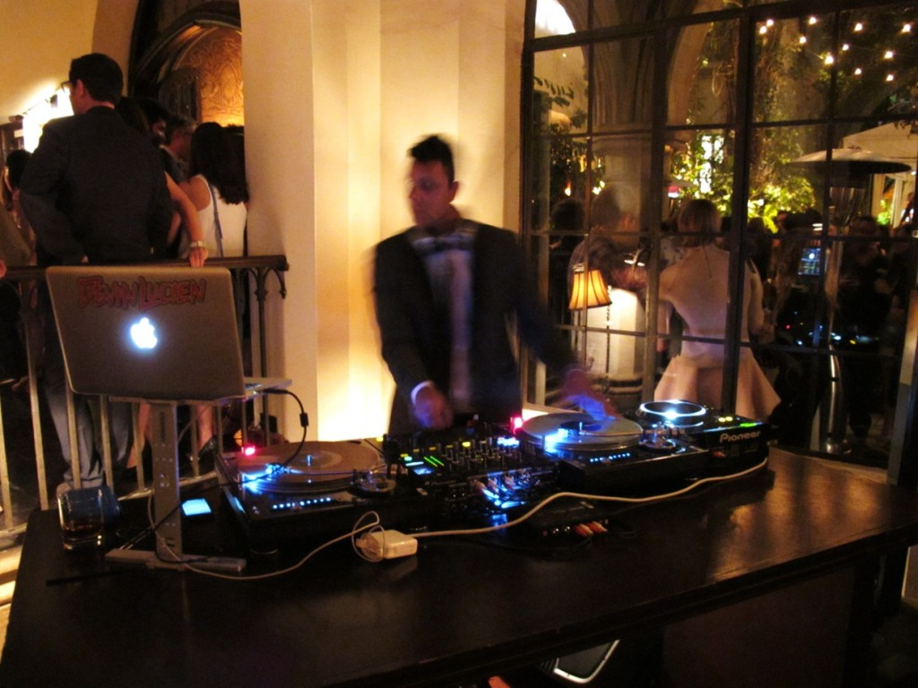 The Bling Ring premiere after party