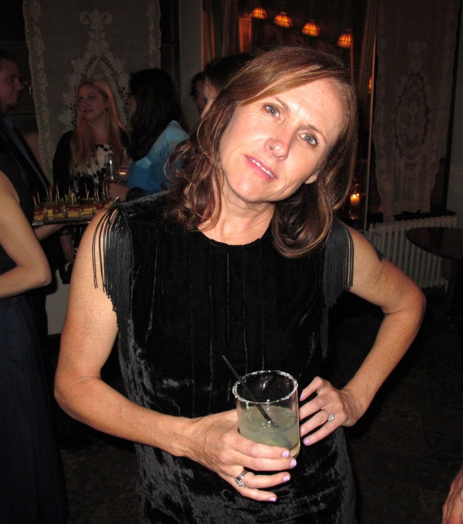 Molly Shannon, The Bling Ring premiere after party
