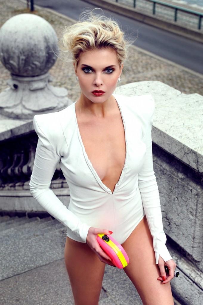 Alessandra Pozzi paris france model beauty