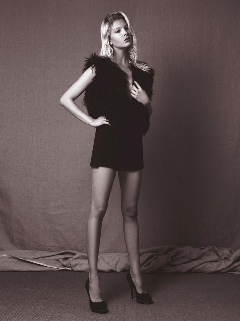 Alessandra Pozzi model