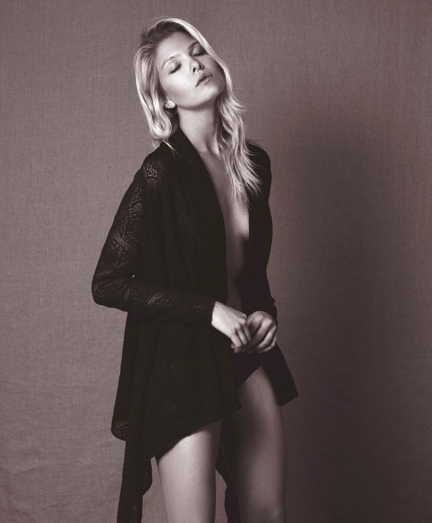 Alessandra Pozzi top model