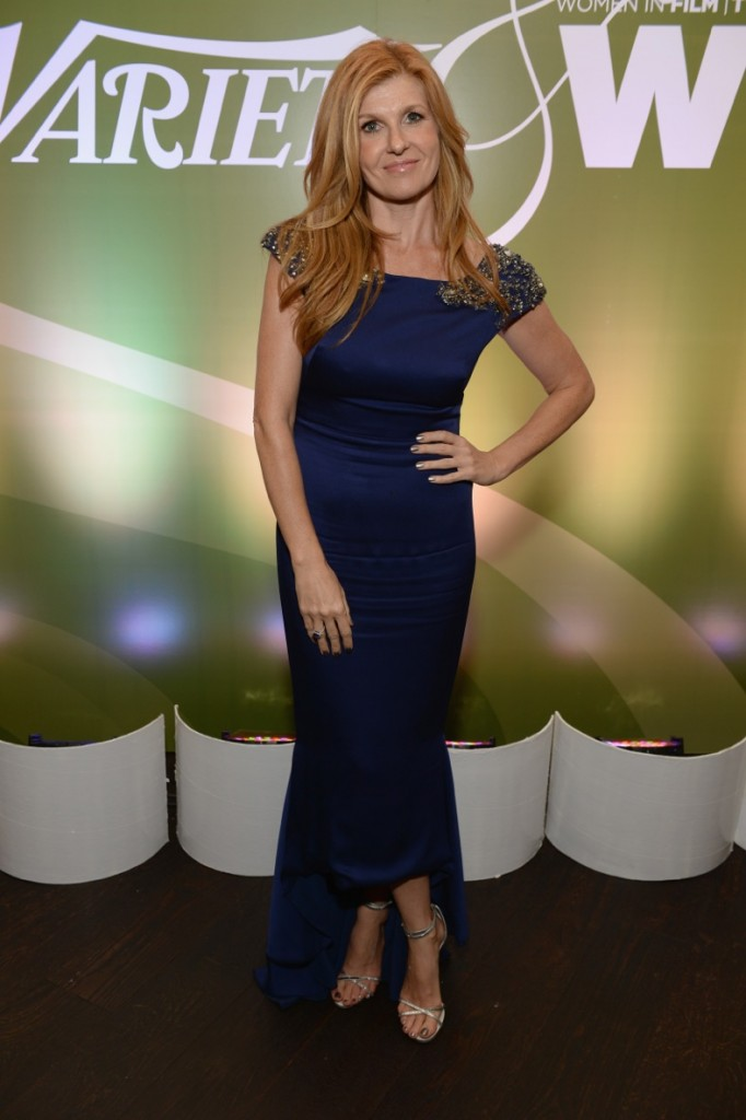Connie Britton Joins Gallo Family  Vineyards in Celebrating TV Families at the Variety Women in Film Pre-Emmy  Party