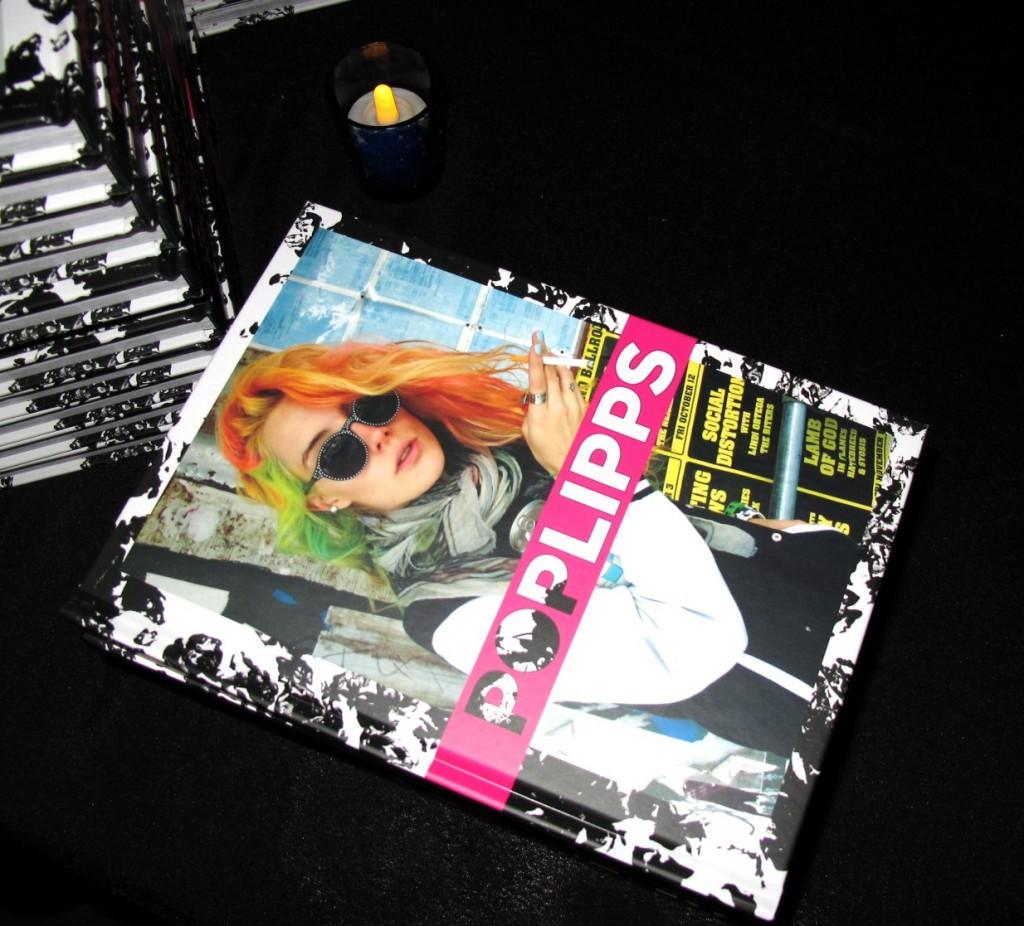 PoppLipps + Bally + Nylon Magazine