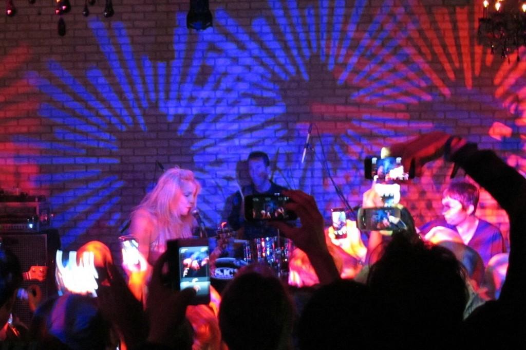 Courtney Love, Scott Lipps, PoppLipps + Bally + Nylon Magazine