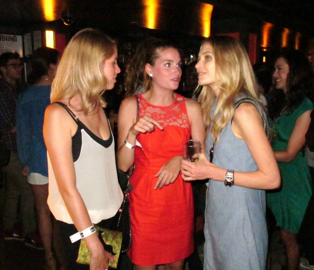 Wilhelmina Fashion Week + party + La Cenita