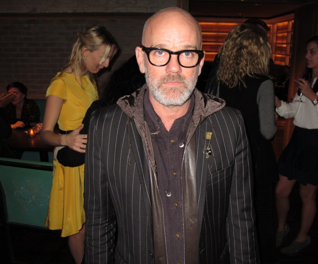 Michael Stipe, REM, The Lunchbox Fund hosts Fall Fete 2013