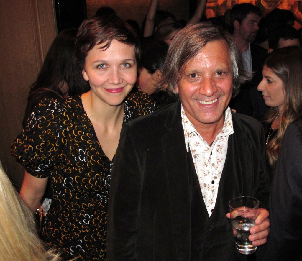 Maggie Gyllenhaal, The Lunchbox Fund hosts Fall Fete 2013