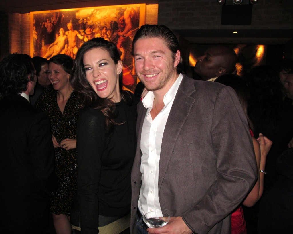 Liv Tyler, Philippe-Artus J. Hoerle, The Lunchbox Fund hosts Fall Fete 2013