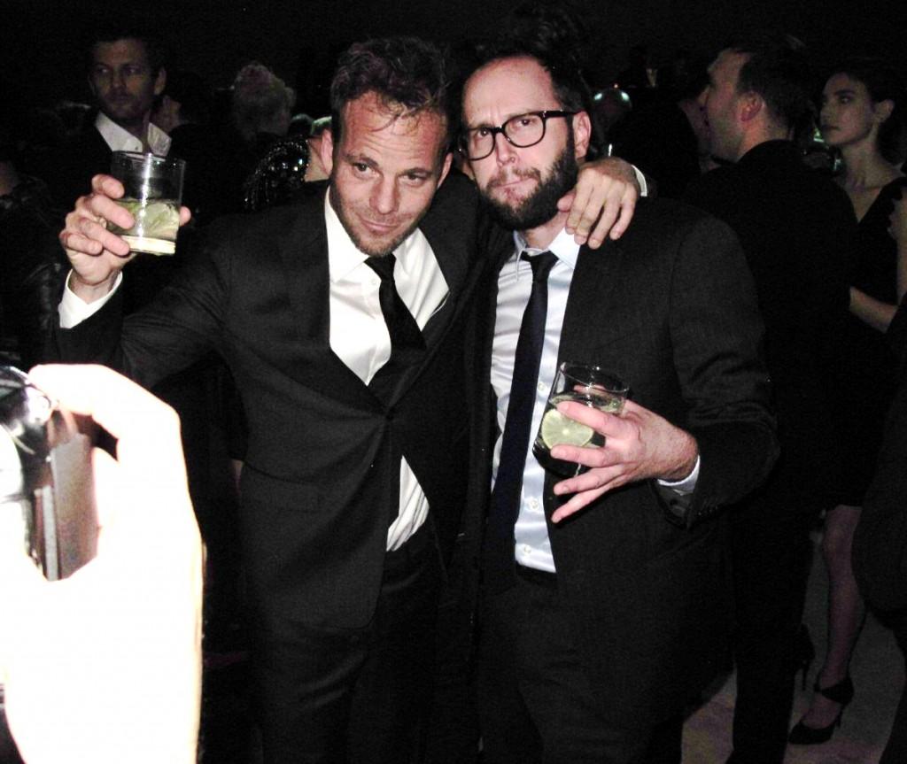 Stephen Dorff + Giorgio Armani One Night Only