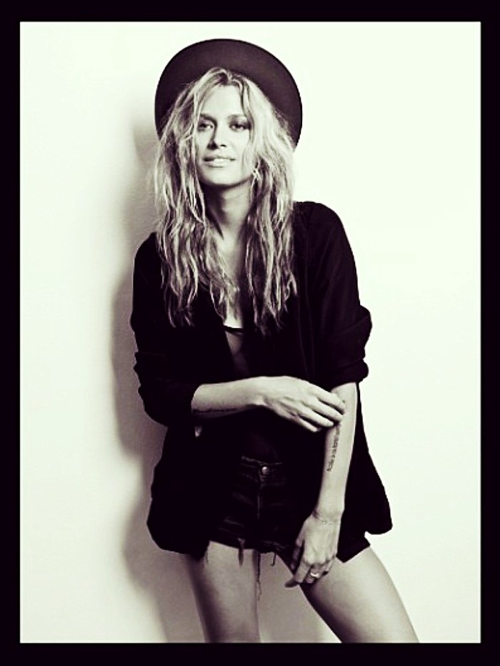 Cheyenne Tozzi fashion model 2