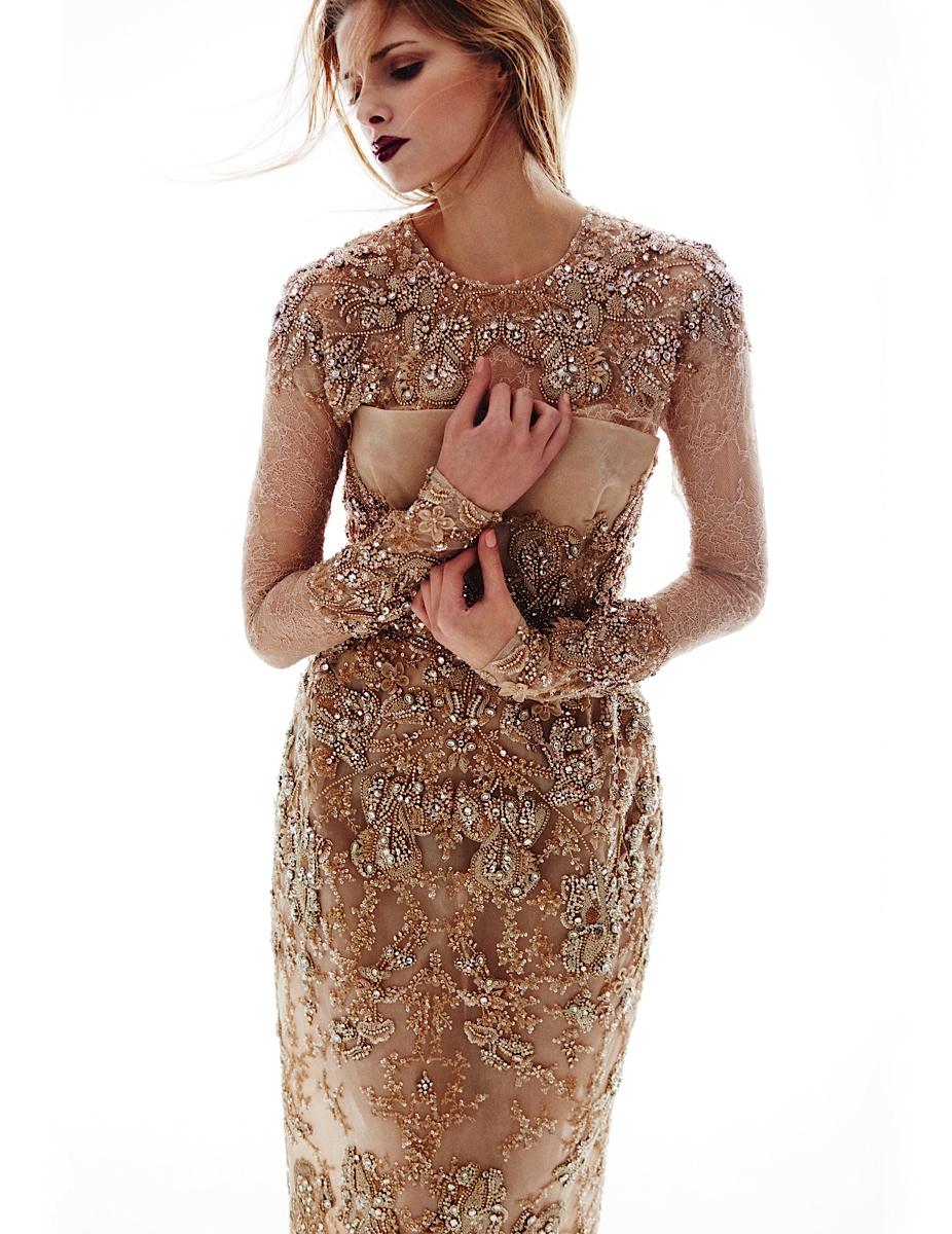 Anna Maria Olbrycht fashion shot
