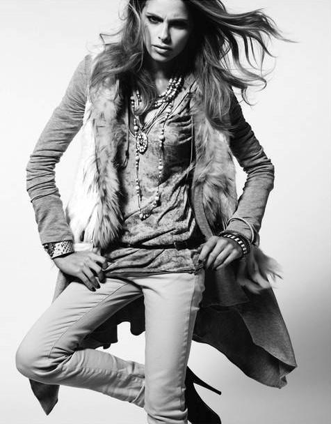 Anna Maria Olbrycht model fashion